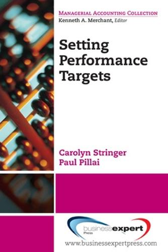 Setting Performance Targets (Paperback)