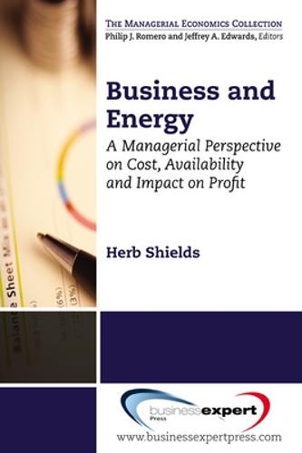 Business and Energy (Paperback)