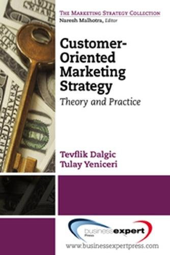 Customer-Oriented Marketing Strategy (Paperback)