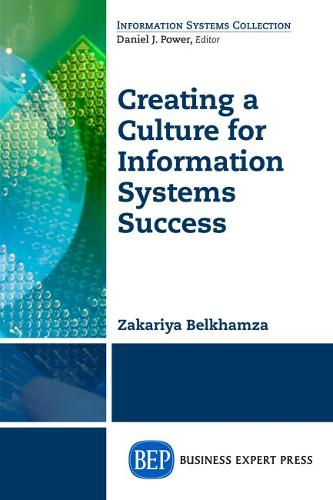 Creating a Culture for Information Systems Success (Paperback)