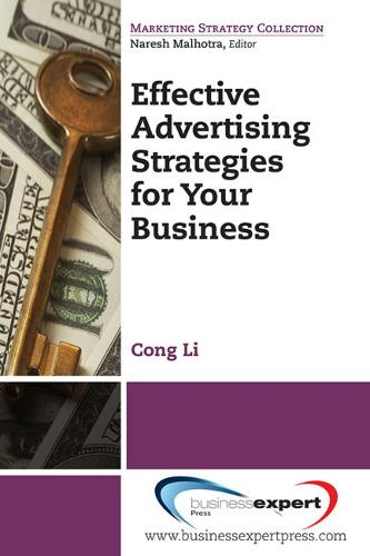 Effective Advertising Strategies for Your Business (Paperback)