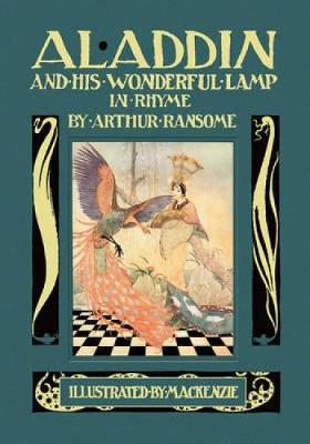 Aladdin and His Wonderful Lamp in Rhyme - Calla Editions (Hardback)
