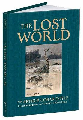 The Lost World - Dover Thrift Editions (Hardback)