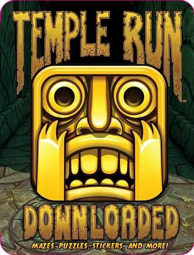 Temple Run Downloaded Apptivity Book (Paperback)