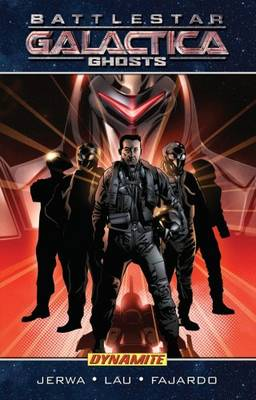 Battlestar Galactica: Ghosts (Paperback)