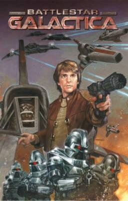 Classic Battlestar Galactica Volume 1 (Paperback)