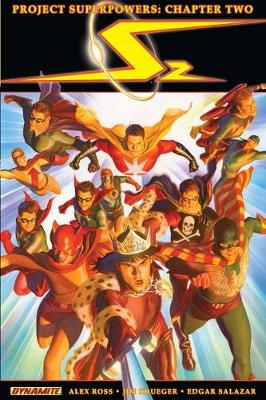 Project Superpowers Chapter 2 Volume 1 (Paperback)
