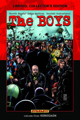 The The Boys: The Boys Volume 5: Herogasm Limited Edition Herogasm Volume 5 (Hardback)