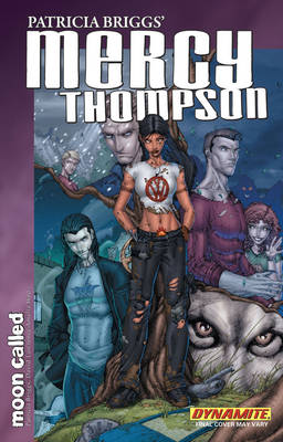 Patricia Briggs Mercy Thompson: Moon Called Volume 1 (Paperback)