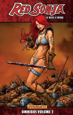 Red Sonja Omnibus Volume 2 (Paperback)