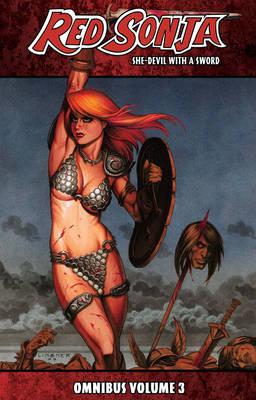 Red Sonja Omnibus Volume 3 (Paperback)