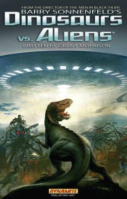 Barry Sonnenfeld's Dinosaurs Vs Aliens (Hardback)
