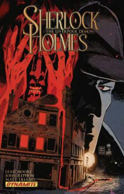 Sherlock Holmes: The Liverpool Demon (Paperback)