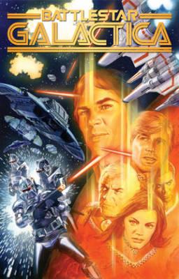 Battlestar Galactica: Battlestar Galactica Volume 1: Memorial Memorial Volume 1 (Paperback)