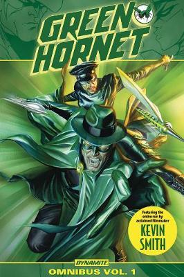 Green Hornet Omnibus Volume 1 (Paperback)