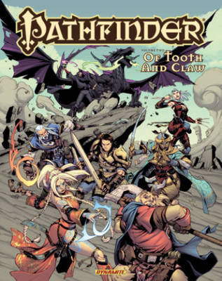 Pathfinder Volume 2: Of Tooth and Claw (Hardback)