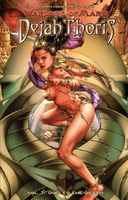 Warlord of Mars: Dejah Thoris Volume 7 - Duel to the Death (Paperback)