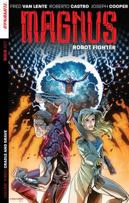Magnus: Robot Fighter Volume 3 (Paperback)