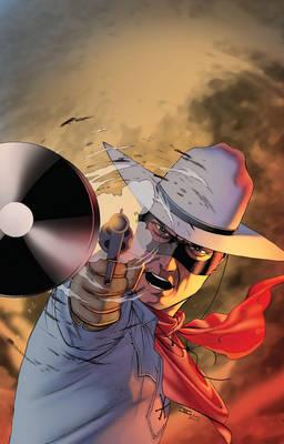 The Lone Ranger: Vindicated (Paperback)
