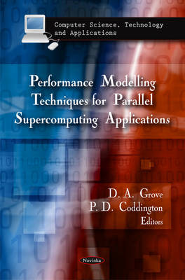 Performance Modelling Techniques for Parallel Supercomputing Applications (Paperback)