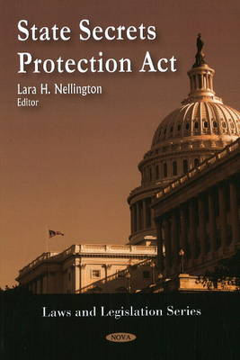 State Secrets Protection Act (Paperback)