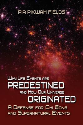 Why Lifes Events Are Predestined and How Our Universe Originated (Paperback)
