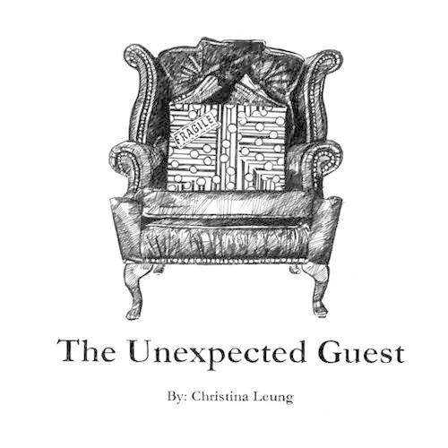 The Unexpected Guest (Paperback)
