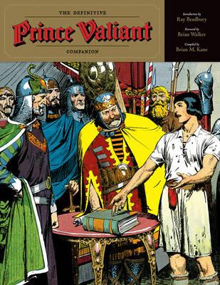 The Definitive Prince Valiant Companion (Paperback)