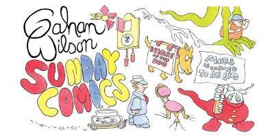 Gahan Wilson Sunday Comics (Hardback)