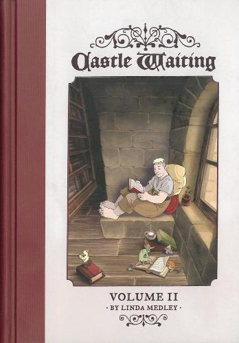 Castle Waiting Vol.ii (Hardback)