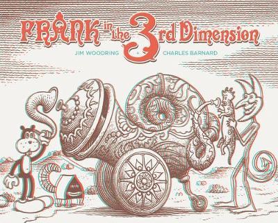Frank In The 3rd Dimension (Hardback)