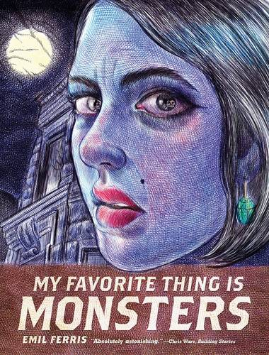 My Favorite Thing Is Monsters (Paperback)