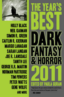 The Year's Best Dark Fantasy & Horror 2011 (Paperback)