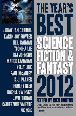 The Year's Best Science Fiction & Fantasy 2012 Edition (Paperback)