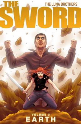 The Sword Volume 3: Earth (Paperback)
