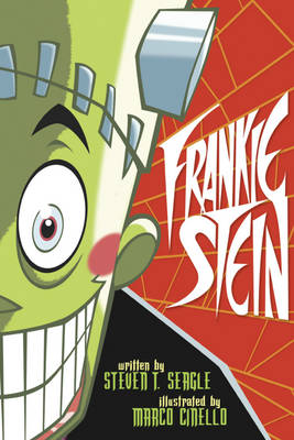 Frankie Stein (Hardback)