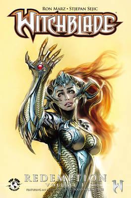 Witchblade: Redemption Volume 1 (Book Market Edition) (Paperback)