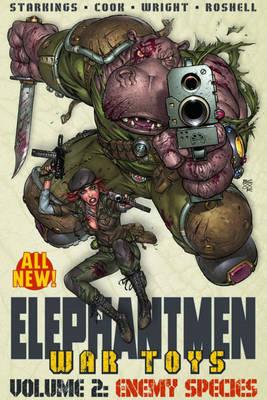 Elephantmen War Toys: Enemy Species Volume 2 (Paperback)