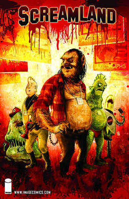 Screamland: Screamland: Death of the Party Death of the Party (Paperback)