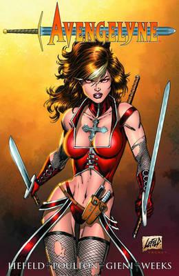 Avengelyne Volume 1: Devil in the Flesh (Hardback)