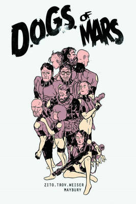 Dogs of Mars (Paperback)