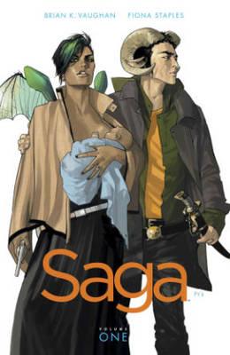 Saga Volume 1 (Paperback)