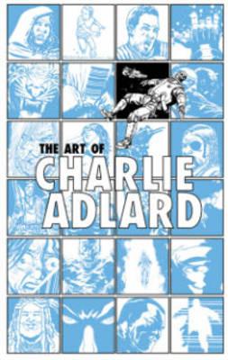 The Art of Charlie Adlard (Hardback)