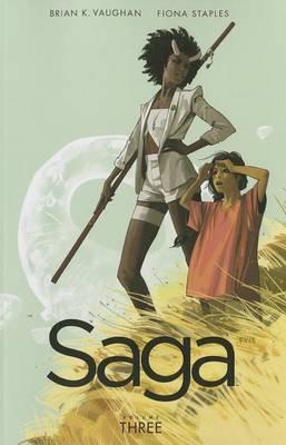 Saga Volume 3 (Paperback)