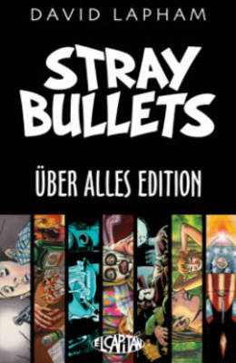 Stray Bullets Uber Alles Edition (Paperback)
