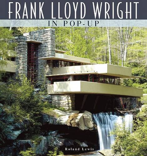 Frank Lloyd Wright in Pop-Up (Hardback)