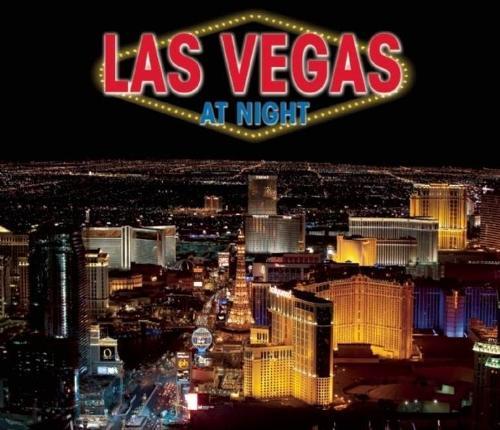 Las Vegas at Night (Hardback)