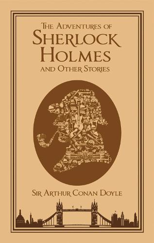 The Adventures of Sherlock Holmes and Other Stories - Leather-bound Classics (Leather / fine binding)