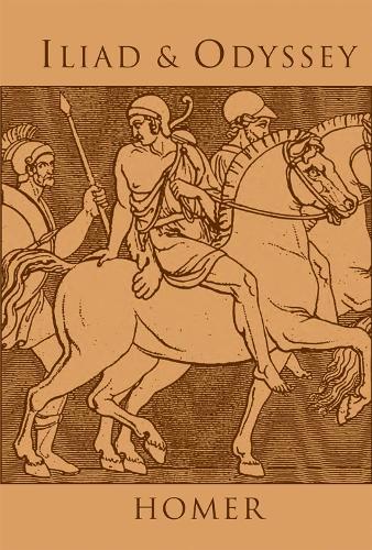 Iliad & Odyssey - Leather-bound Classics (Leather / fine binding)