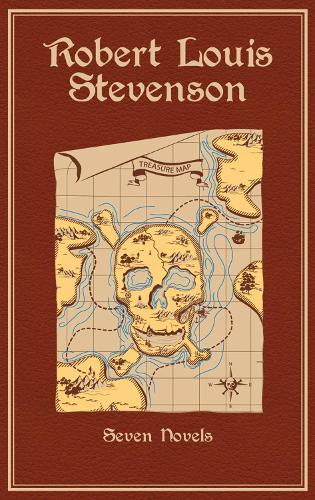 Robert Louis Stevenson: Seven Novels - Leather-bound Classics (Leather / fine binding)